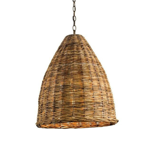 Currey and Company Basket Pendant 9845