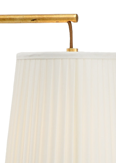Chelsea House Charlotte Floor Lamp - Gold 69305 - LOVECUP