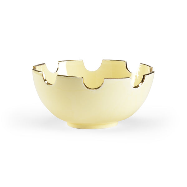 Chelsea House Classic Bowl-Yellow 382039