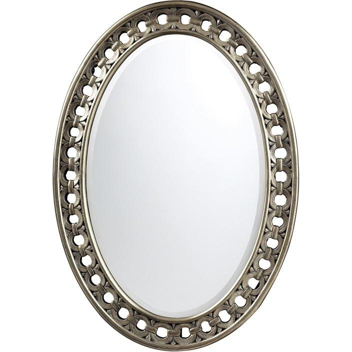 Lovecup Industries Sumner Antique Silver Mirror - LOVECUP