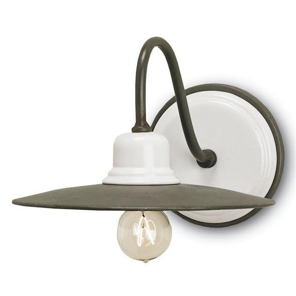 Currey and Company Eastleigh Wall Sconce 5154
