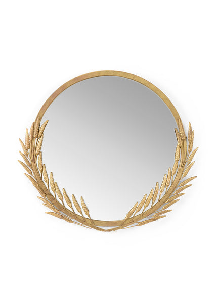 Chelsea House Wheat Mirror 383890