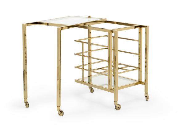 Chelsea House Rankin Bar Cart 384105