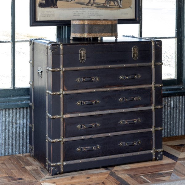 Lovecup World Traveler Chest of Drawers L496