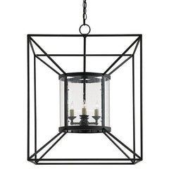 Currey and Company Ennis Lantern 9000-0022 - LOVECUP