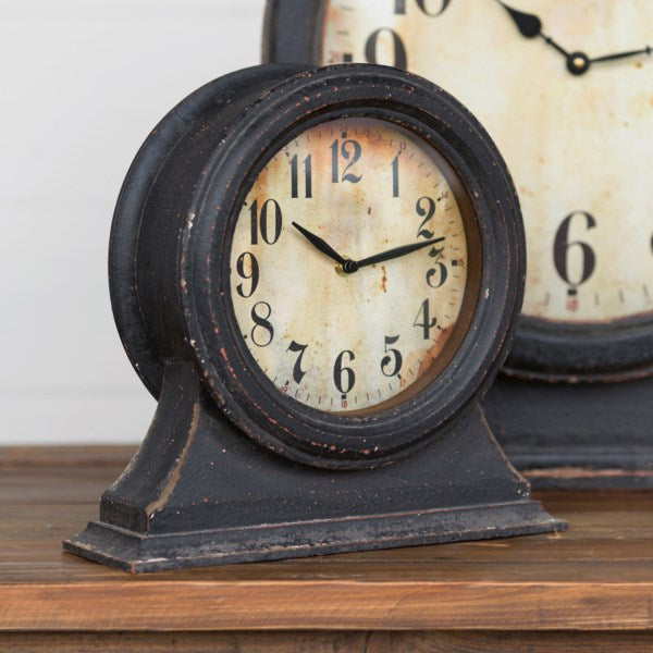Lovecup Farmhouse Mantle Clock L6101