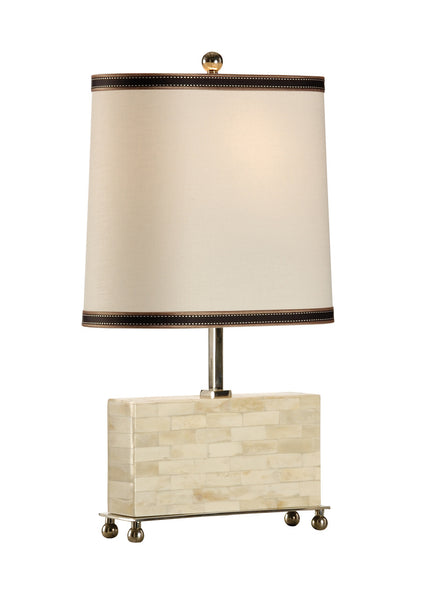 Frederick Cooper Wall Of Bone Table Lamp 65320