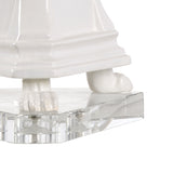Wildwood Boston Swan Lamp - White 60711