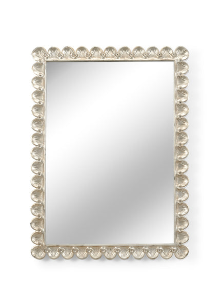 Chelsea House Scallop Mirror (Lg) 382078