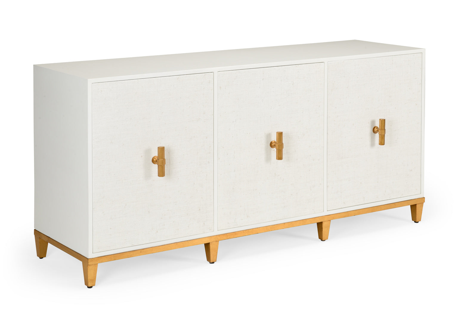 Chelsea House Avery Console - White 384741