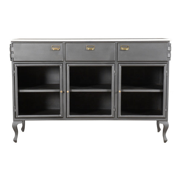 Aidan Tucker Cabinet With Marble Top F502