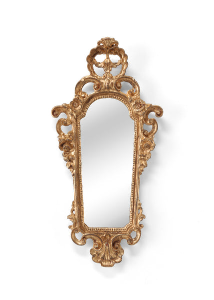 Chelsea House Firenze Mirror Sconce-Gold 381846