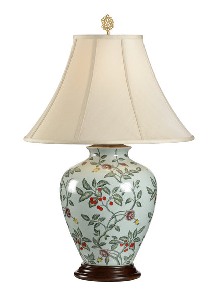 Wildwood Gooseberry Cherry Lamp 6733
