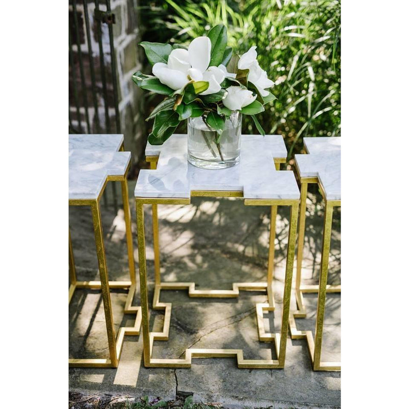 Lovecup Gold Leaf Puzzle Table - LOVECUP