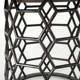 Lovecup Hex Concrete Dining Table