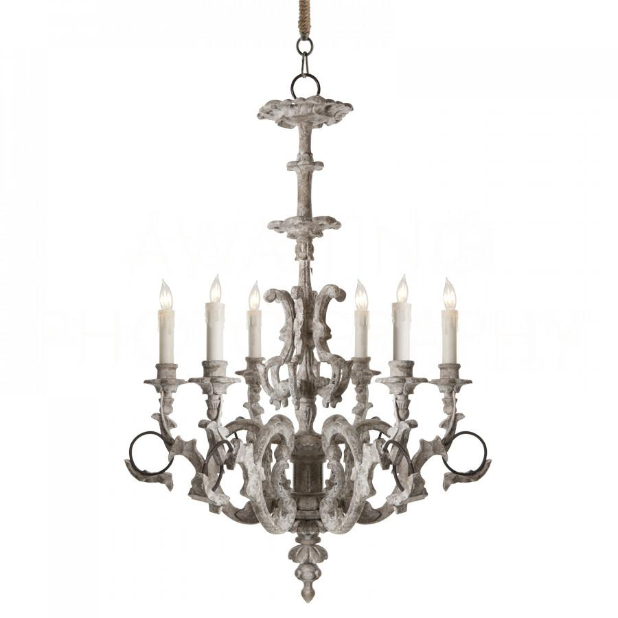 Aidan Gray Ebby High French Chandelier L307 CHAN - LOVECUP