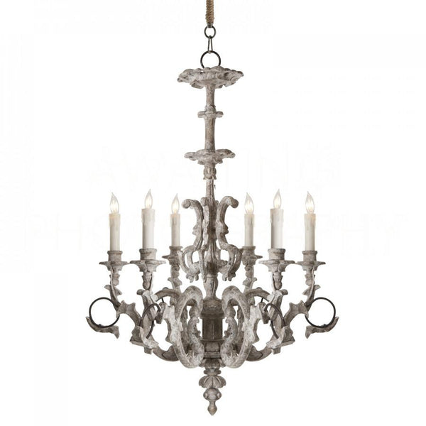 Aidan Gray Ebby High French Chandelier L307 Chan