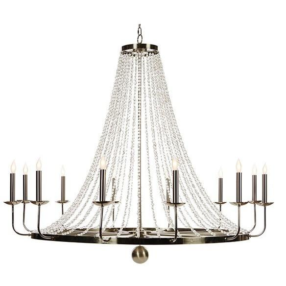 Aidan Gray Naples Chandelier L430 - LOVECUP - 2