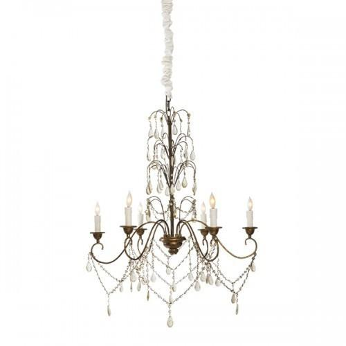 Aidan Gray Denbigh Castle Chandelier L439 CHAN - LOVECUP