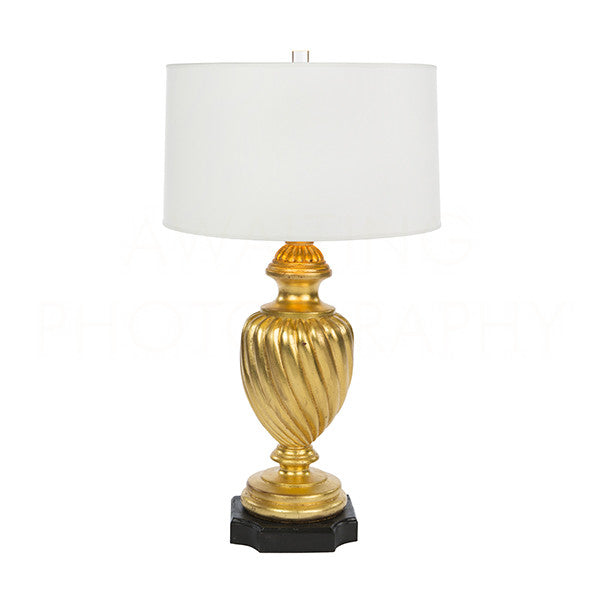 Aidan Gray Helette Gold Table Lamp L612 GOLD