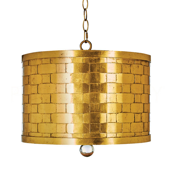 Aidan Gray Autumnal Drum Shade Pendant L713