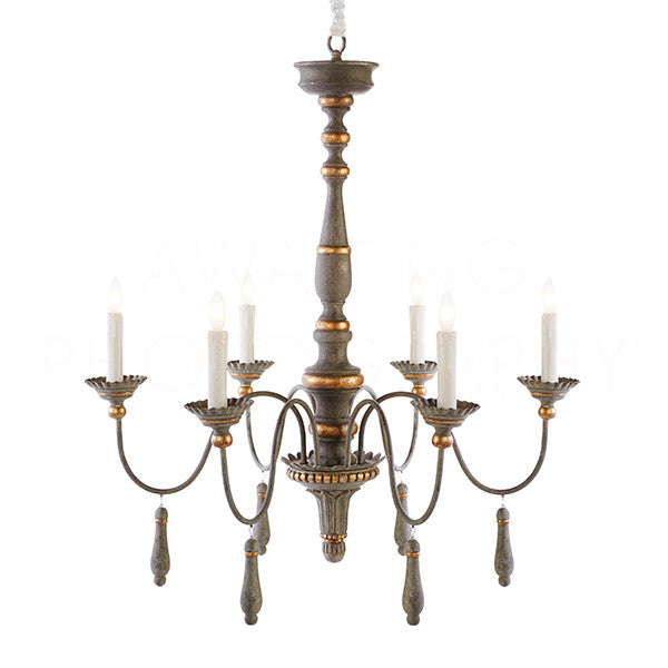 Aidan Gray Agen Medium Chandelier L911M