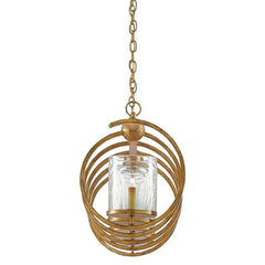 Currey and Company Maximus Rectangular Chandelier, Gold 9000-0054 - LOVECUP - 2