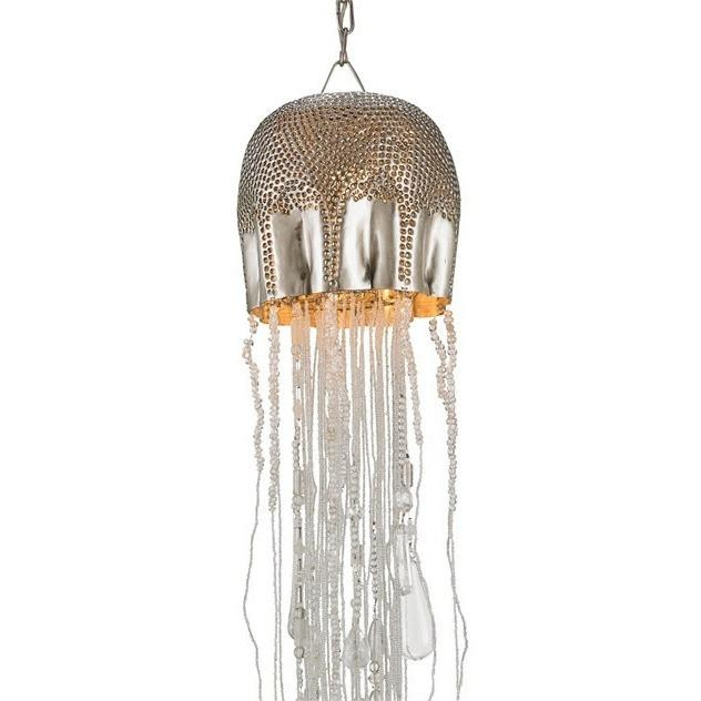 Currey and Company Medusa Pendant Chandelier, Small 9552 - LOVECUP