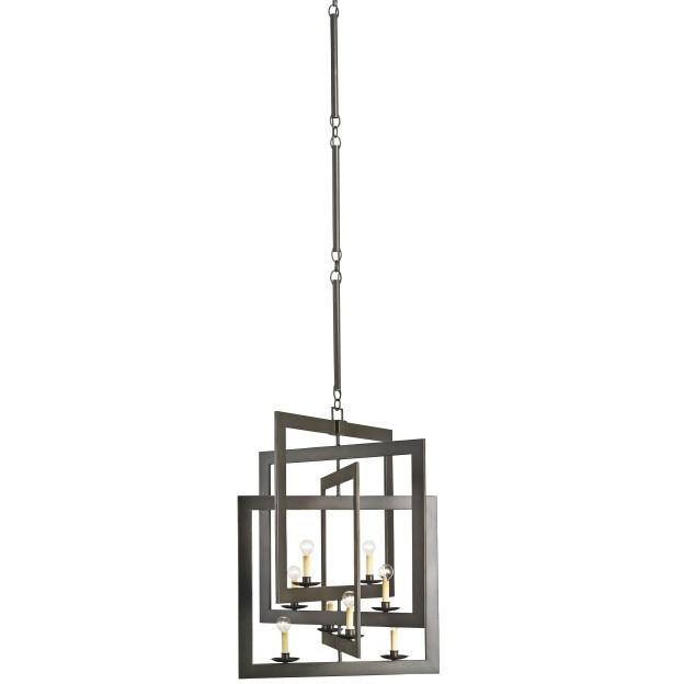 Currey and Company Middleton Chandelier 9927 - LOVECUP - 2
