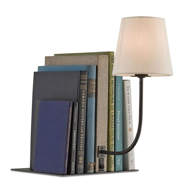 Currey and Company Oldknow Bookcase Lamp  6555 - LOVECUP - 3