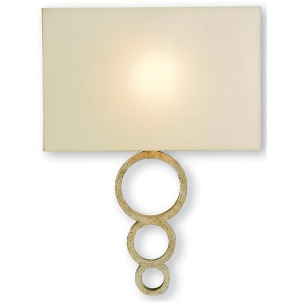Currey and Company Pembroke Wall Sconce 5906