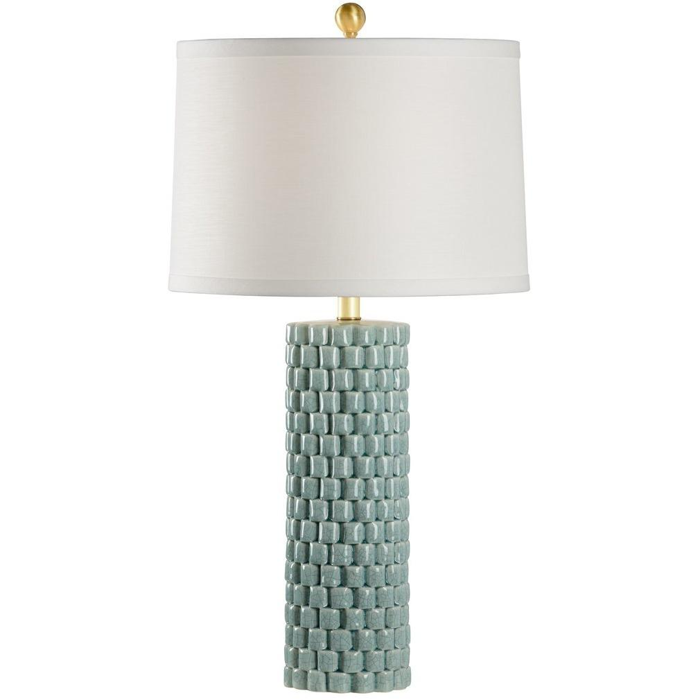 Chelsea House Potter House Table Lamp, Celadon 69035 - LOVECUP