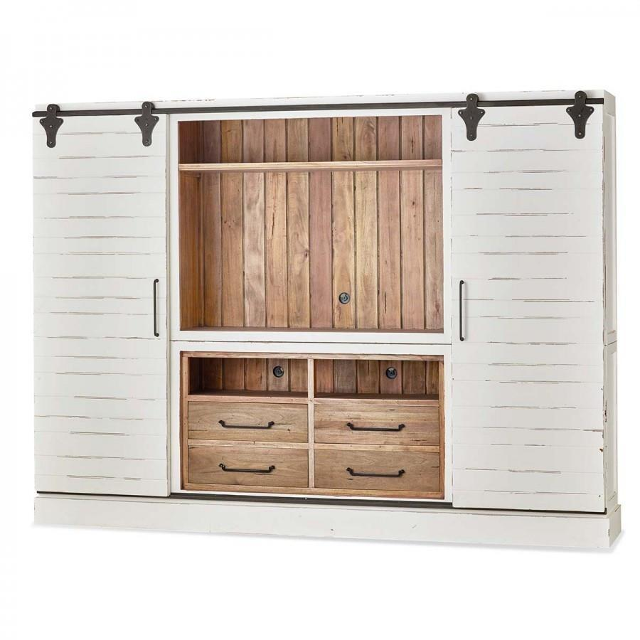 Awesome Cabinet With Sliding Doors Exterior