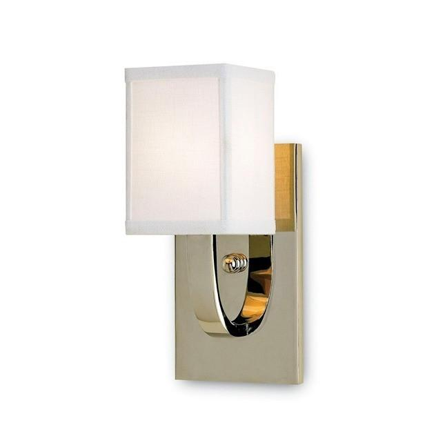 Currey and Company Sadler Wall Sconce 5084 - LOVECUP