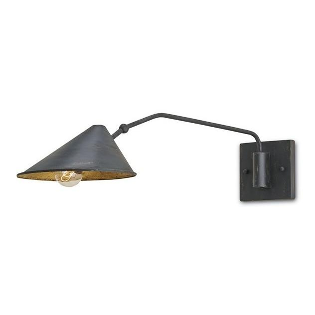 Currey and Company Serpa Wall Sconce 5177 - LOVECUP