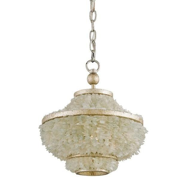 Currey and Company Shoreline Pendant 9223 - LOVECUP - 2
