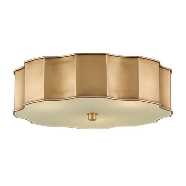 Currey and Company Wexford Flush Mount 9999-0001 - LOVECUP