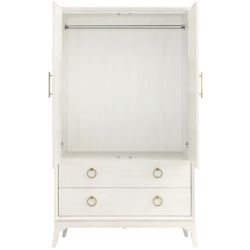 Lovecup House Armoire, White - LOVECUP