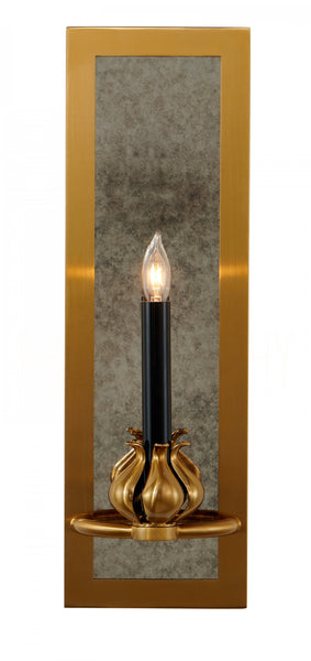 Aidan Gray Ryan Antique Brass Wall Sconce WL112