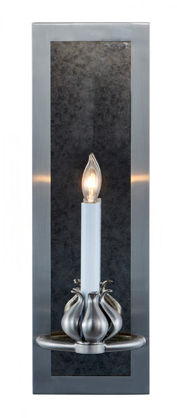 Aidan Gray Ryan Nickel Wall Sconce WL112