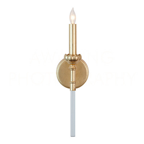 Aidan Gray Jenson Gold Wall Sconce WL116