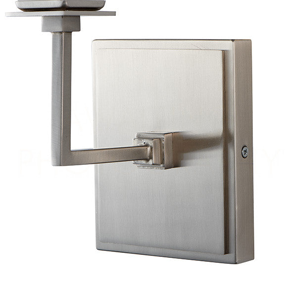 Aidan Gray Rory Nickel Wall Sconce WL122