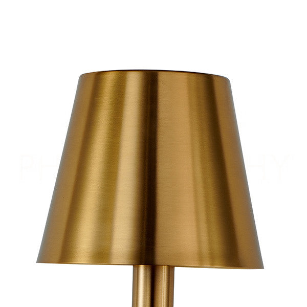 Aidan Gray Archie Antique Brass Wall Sconce WL125