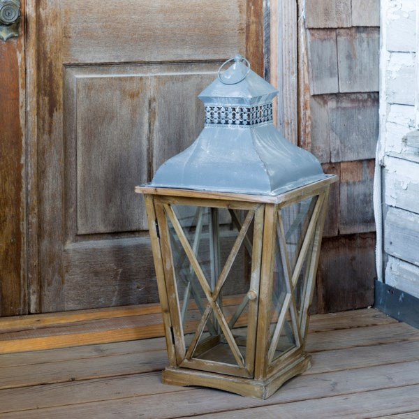 Lovecup Tudor Candle Lantern L941
