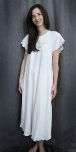 Short Sleeve Long Gown Interlock Collection