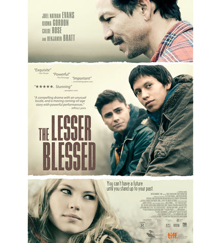 The Lesser Blessed - DVD