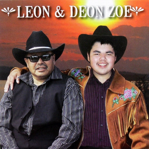 Leon & Deon Zoe - Music CD