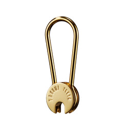 EIGHT RING KEYHOLDER<br>GOLD<br>(キーホルダー) - takumitokyo.