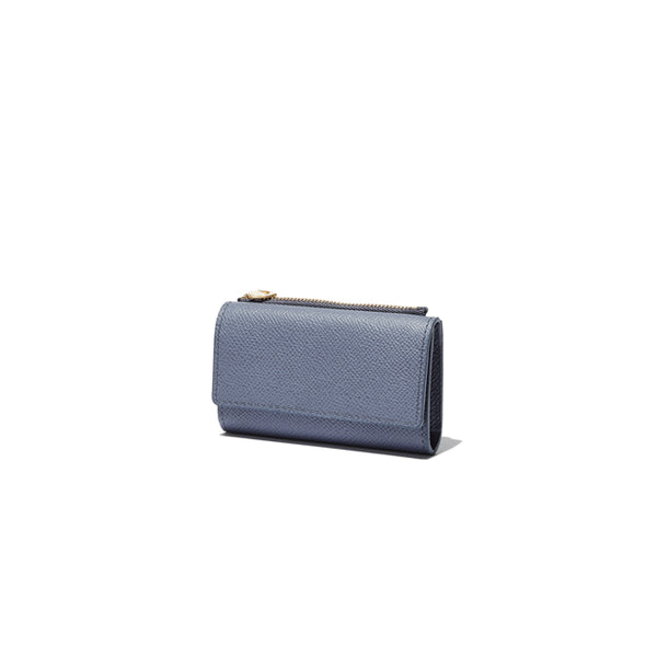 KEY CASE(COIN CASE付) <br>BLUELAVENDER<br>(キーケース) - takumitokyo.