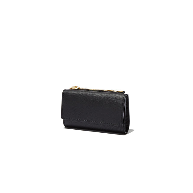 KEY CASE(COIN CASE付)<br>BLACK<br> (キーケース) - takumitokyo.